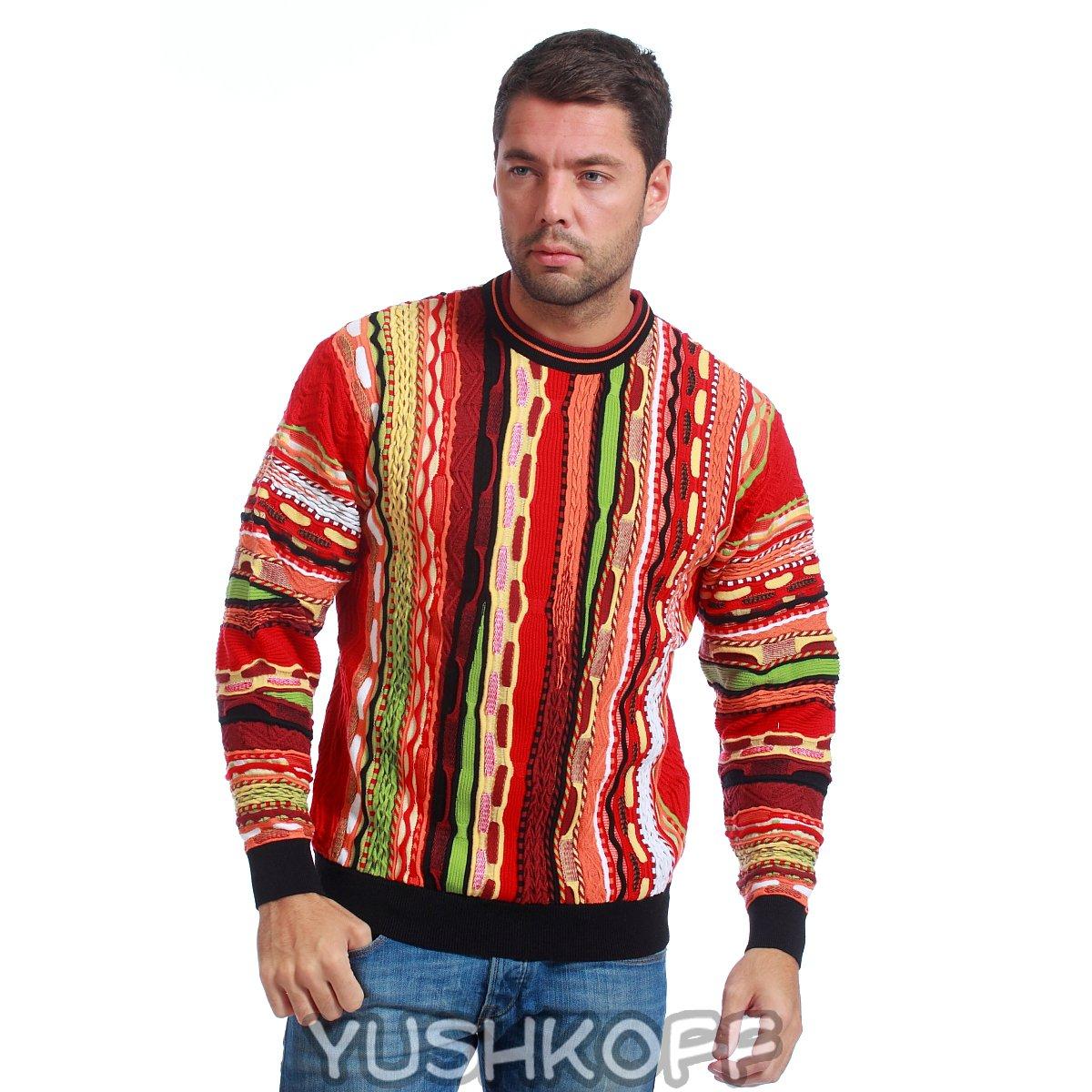 Свитер YUSHKOFF BrightFuture