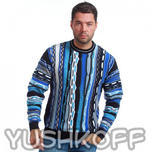 Свитер YUSHKOFF JeansLife